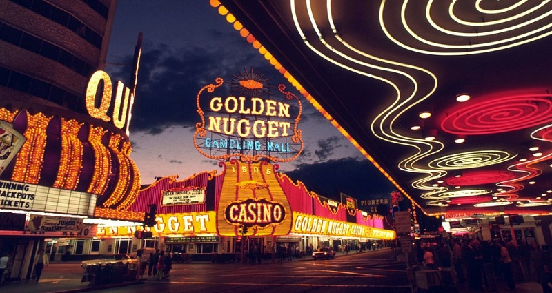 Las Vegas Entstehung