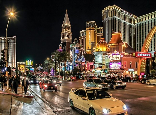 Las Vegas Veranstaltungen